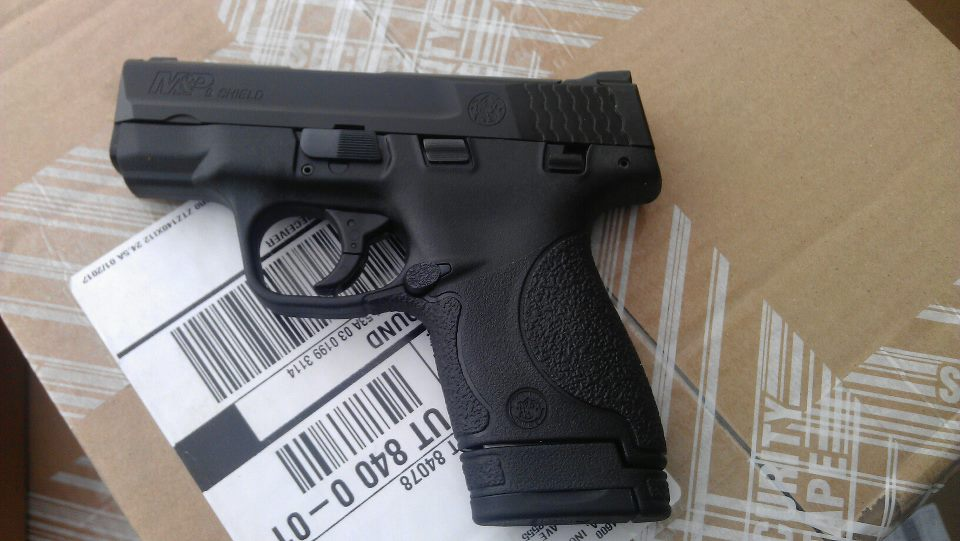 An error occurred   M And P Shield Vs Xds