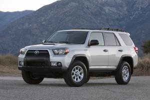 The new 4runner