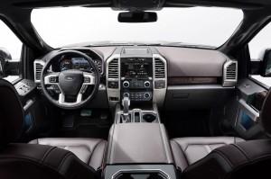 2015-Ford-F-150---interior