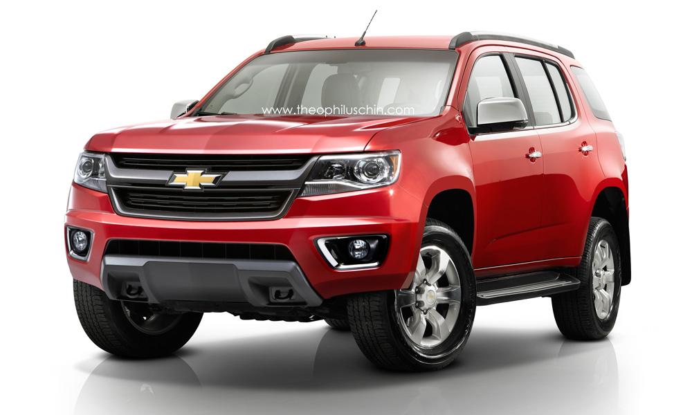 Chevrolet Mad Ogre