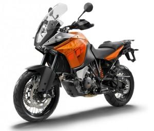 KTM 1190 Adventure 2013 basic model