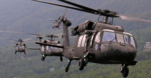 Blackhawk helicopters (AP file)