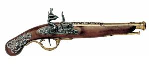 flintock pistol