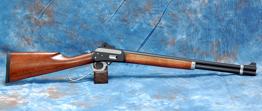 Lever Action   Mad Ogre