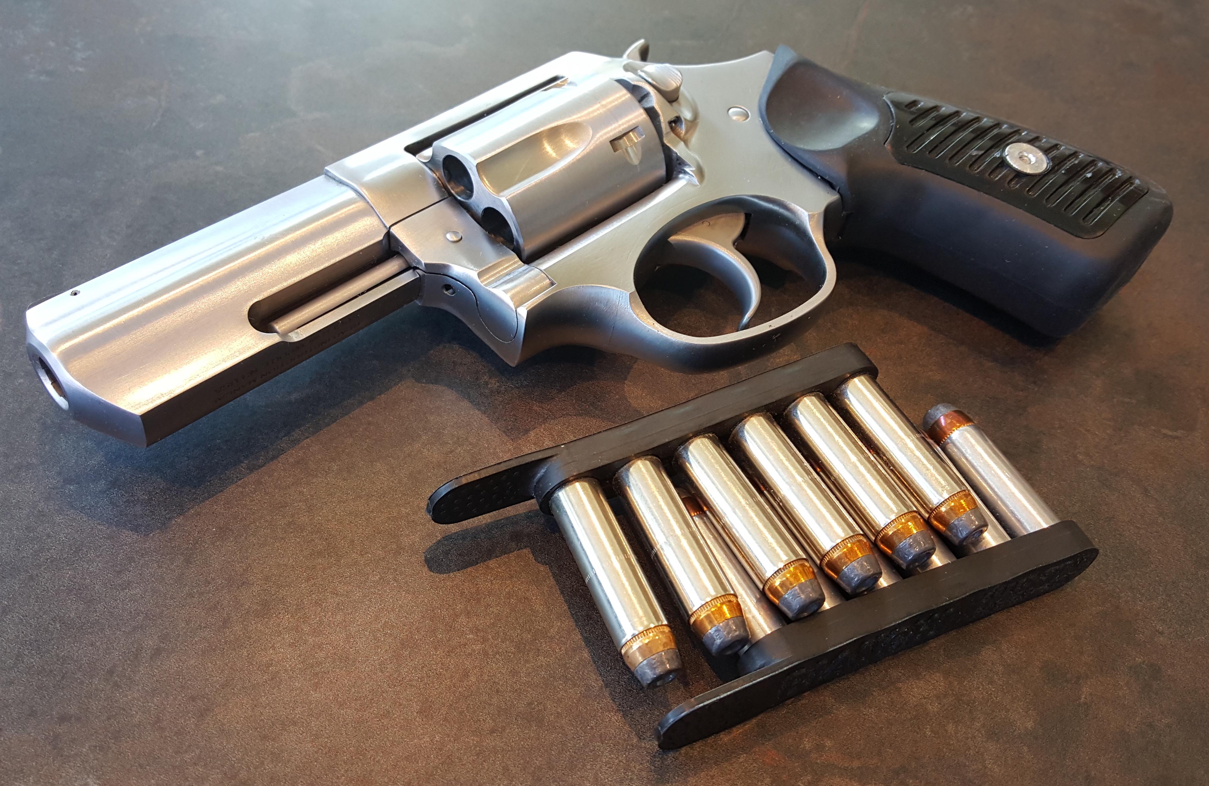 Ruger SP101 GunPron | Mad Ogre
