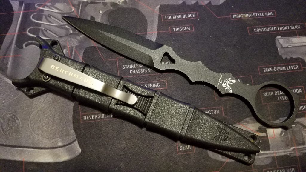 Benchmade SOCP Dagger | Mad Ogre